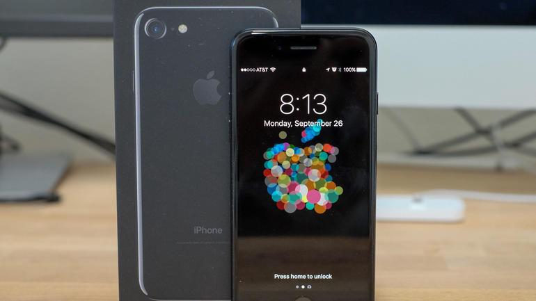 iphone kicsomagolás