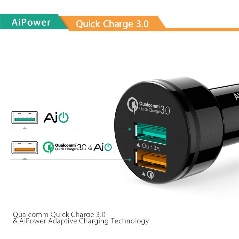 quick charge töltés